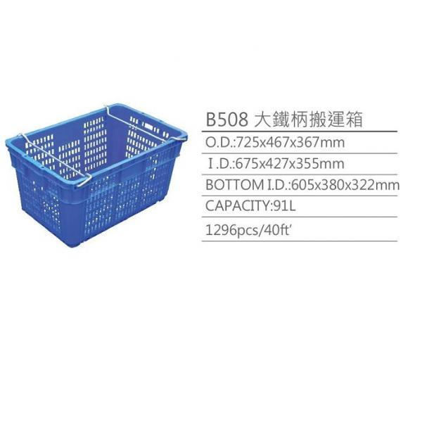 FISHERY AND AGRICULTURE CRATE